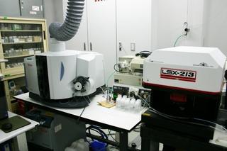 ICP発光分光分析装置システム