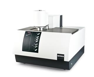 フラッシュ法熱測定装置